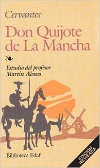 Amazon.com: Don Quijote de La Mancha (Spanish Edition