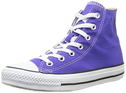 Zapatillas All de Periwinkle Taylor unisex Converse Chuck tela Star wOqCTWS