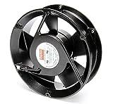 10'' Round Axial Fan, 115VAC