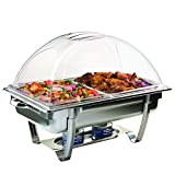 Sterno 70174 ClearDome Chafer Lid (Pack of 3)