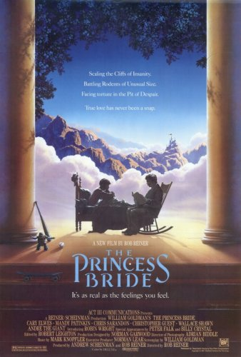 Princess Bride The  - 11 x 17  - Style A