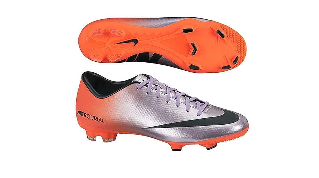timeless design d41c3 5545a Amazon.com   Nike Mercurial Victory IV FG Metallic Purple ...