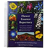 Flower Essence Repertory: A Comprehensive Guide to the Flower Essences researched by Dr. Edward Bach and the Flower Essence Society