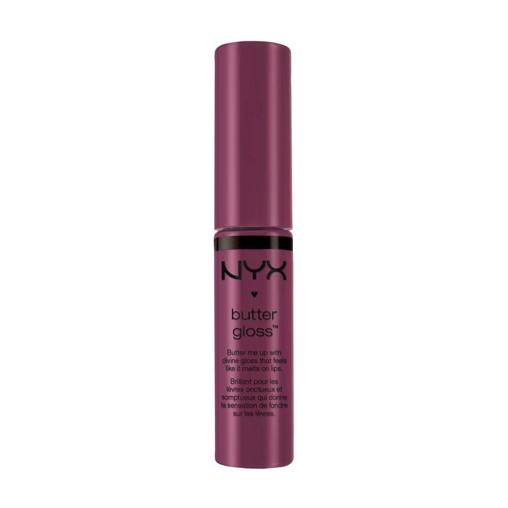 NYX Cosmetics Butter Lip Gloss Cranberry Biscotti