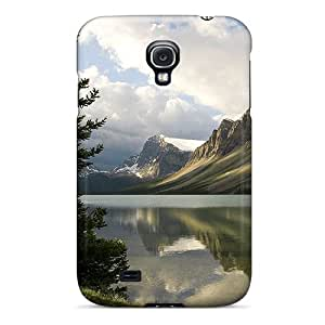 Shock-dirt Proof Lake Hd Case Cover For Galaxy S4