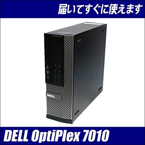 【お気に入り】 MEM:16GB&HDD500GB搭載 中古パソコン Windows7 中古パソコン!Optiplex 7010 SFF◎ Corei5 3470 3.2GHz<BR>Windows7-Pro 3.2GHz<BR>Windows7-Pro 3470 64Bit セットアップ済み WPS Officeインストール済み B01FANU7LI, ヒタチオオタシ:8ccabb10 --- arbimovel.dominiotemporario.com