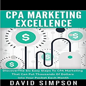 CPA Marketing Excellence Audiobook