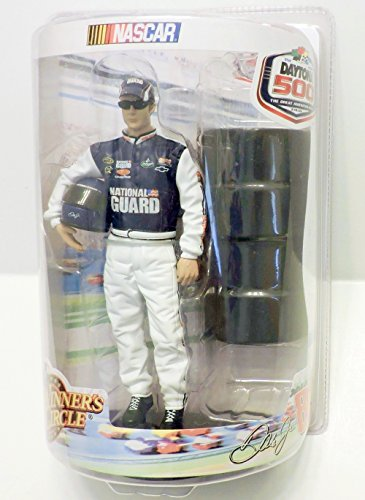 Dale Earnhardt# 88 in National Guard Blue 2009 Daytona 500 Edition Winners Circle Six Inch Action - Outlets Daytona