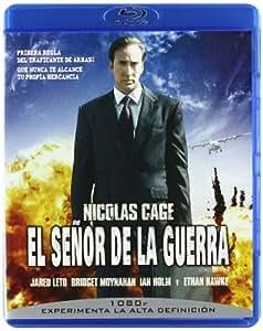 El señor de la guerra (Lord of war) [Blu-ray]