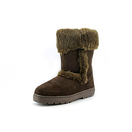 Womens Witty Round Toe Ankle Cold Weather Boots