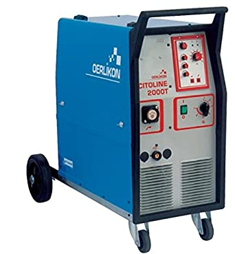 Weld Line Oerlikon cito Line 2000 T - Gas Soldador Soldadura MIG: Amazon.es: Industria, empresas y ciencia
