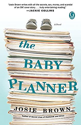 book cover of The Baby Planner