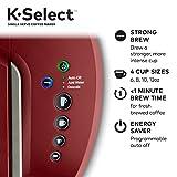 Keurig K-Select Coffee Maker, Single Serve K-Cup