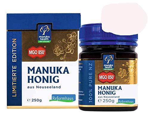 Nieuw-Zeelandhaus Manuka Honing MGO +850 250g