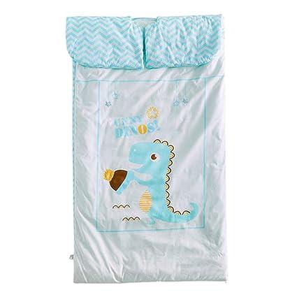 Saco de dormir Xiuyun bebés Otoño e Invierno niños Saco Anti-Patada niño Grande Cuatro