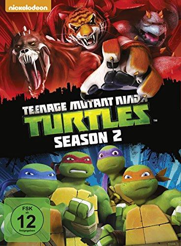 Teenage Mutant Ninja Turtles - Season 2 [DVD]: Amazon.es ...