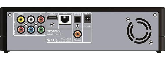 iconBIT XDS100GL Media Player Driver Download