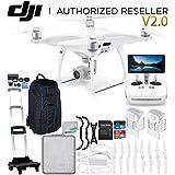 DJI Phantom 4 Pro+ PLUS V2.0/Version 2.0 Quadcopter Essential Travel Pro Backpack Bundle
