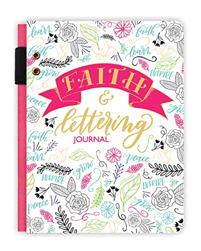 Faith & Lettering Journal (Deluxe Signature Journals)