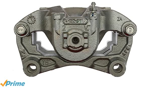 Remanufactured ACDelco 18R12610C Professional Front Disc Brake Caliper Assembly with Pads