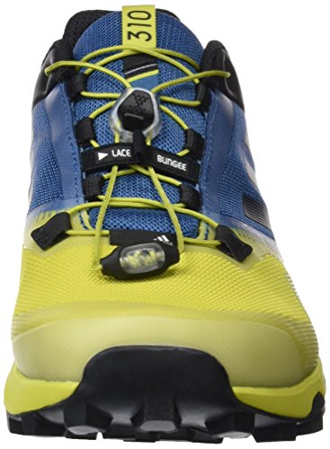 Homme De Chaussures Trail Course Bleu Terrex Adidas Trailmaker Pour BU40dU