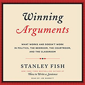 Winning Arguments Audiobook
