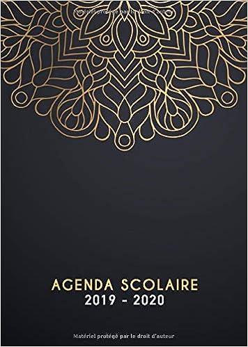 Amazon.com: Agenda Scolaire 2019 2020: Timer, organisateurs ...