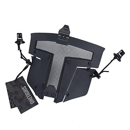 OneTigris Airsoft Tactical Steel Helmet