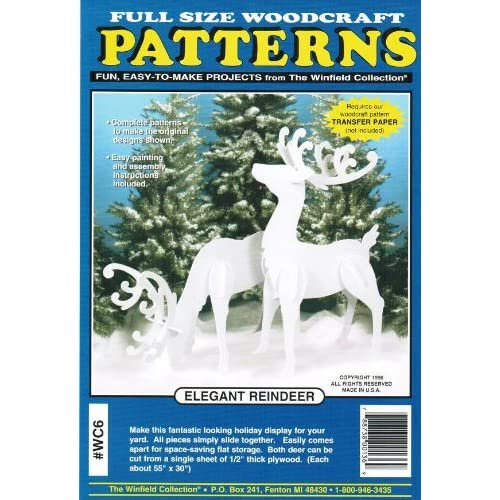 Reindeer Pattern Amazon Com
