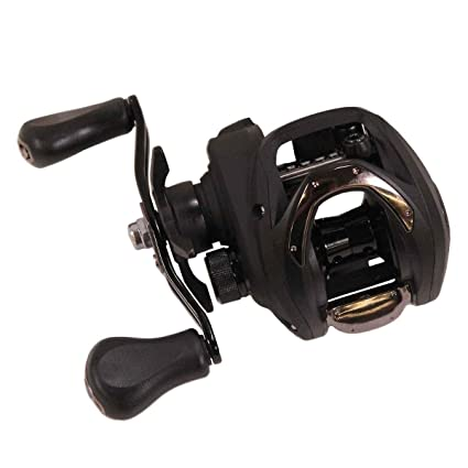 1ec73e3690e Amazon.com : Daiwa, CC80 Casting Reel, 7.5:1 Gear Ratio, 4BB+1RB ...