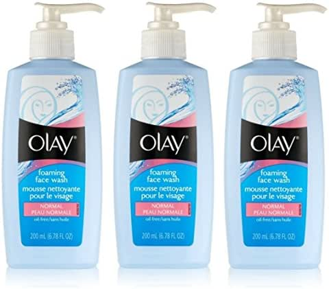 Facial Cleanser: Olay Foaming Face Wash