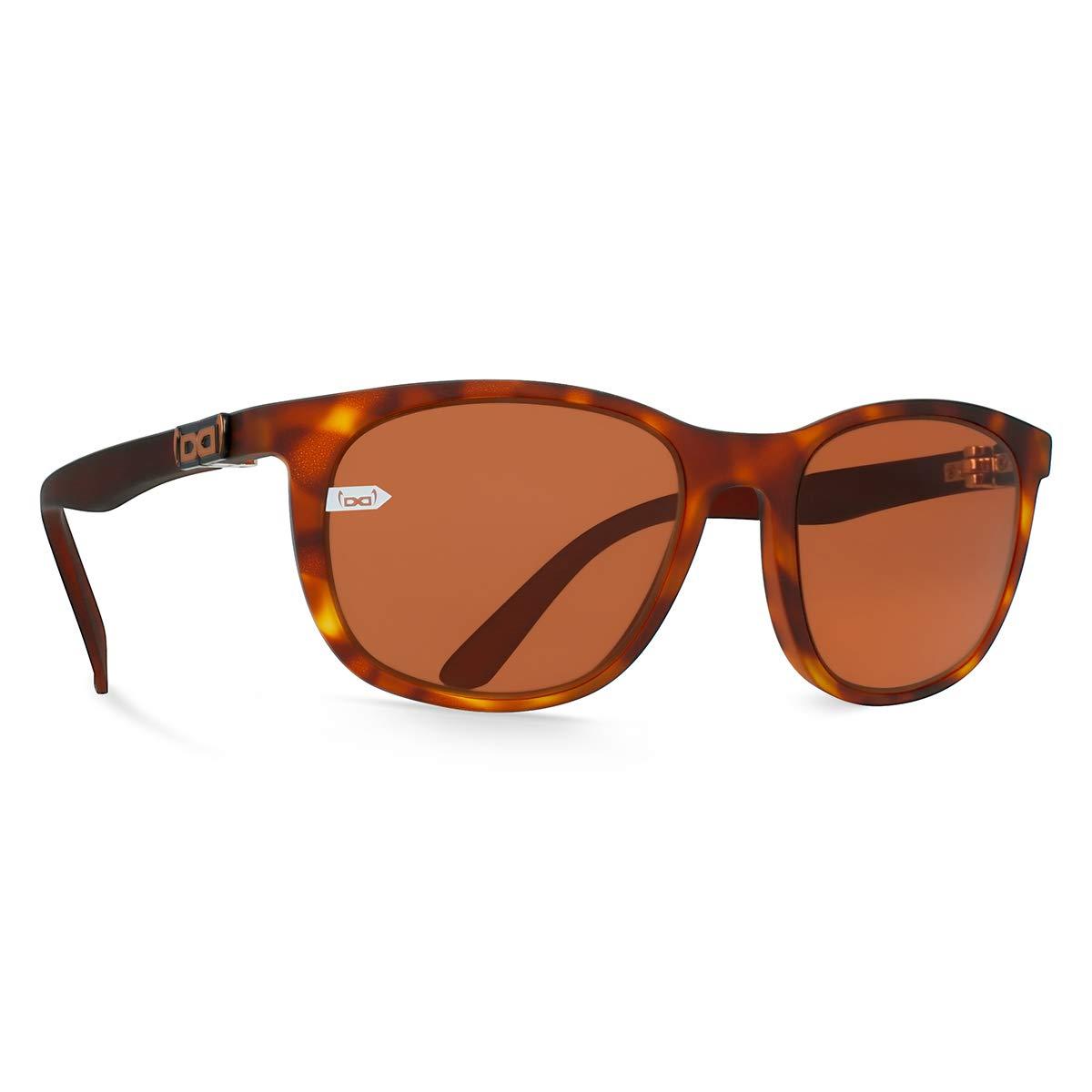 Gloryfy unbreakable eyewear Gi28 Eyelove Sun Gelb Havanna Sonnenbrille, Braun, Uni