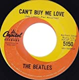 can't buy me love / you can't do that 45 rpm single