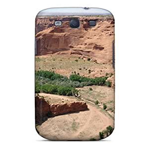 Excellent Galaxy S3 Case Tpu Cover Back Skin Protector Canyon De Chelly National Monument Arizona