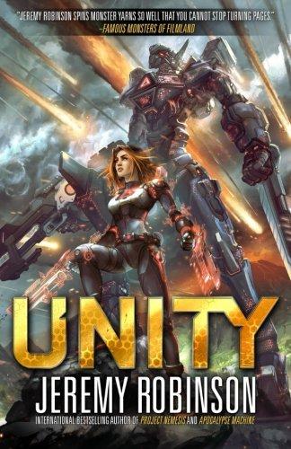 Unity Jeremy Robinson