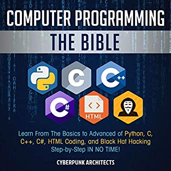 Amazon com: Computer Programming: The Bible: Learn from the