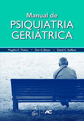 Manual de Psiquiatria Geriátrica