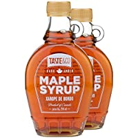 Kit 2 Xarope de maple Taste & Co 250ML
