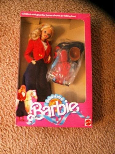 vintage collectable Barbie
