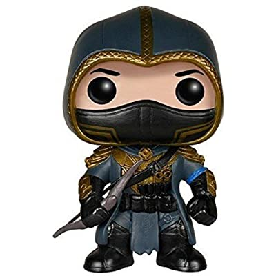 Elder Scrolls FUN5269 Breton: Funko Pop! Games:: Toys & Games