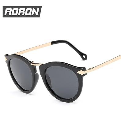 b7641b646d2 Amazon.com  AORON Polarized Sunglass Protect Eyes from UVA UVB Rays ...