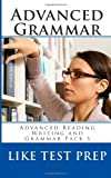 Advanced Grammar, Like Test Prep, 1499657447