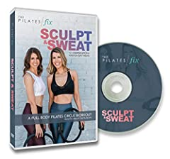 "Get ready for an innovative and creative full-body sculpting workout with the beloved Pilates ""Magic Circle"".The workout is broken down into four multi-level routines, with the lead instructor demonstrating the intermediate/advanced version, ..."