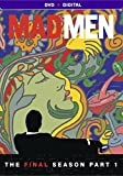 Mad Men: The Final Season, Part 1 [DVD + Digital]