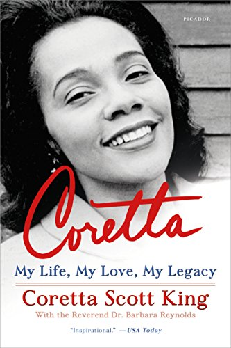 Coretta: My Life, My Love, My Legacy cover
