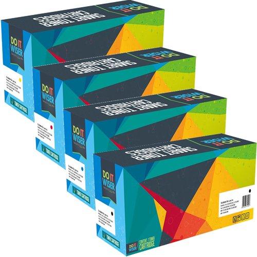 Do it Wiser Compatible Toner Cartridges Replacement for Oki C710 C710DN C710DTN C710N C711n C711DN C711DTN C711CDTN 4-Pack Photo #2