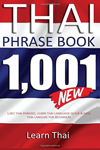 Thai Phrasebook: 1,001