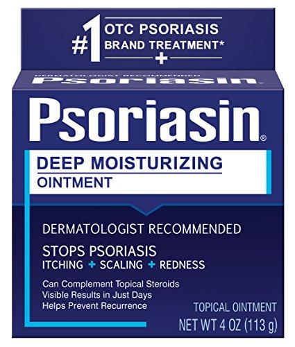 Psoriasin Deep Moisturizing Ointment, 4-Ounce