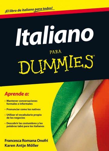 Descargar Libro Italiano Para Dummies Francesca Romana Onofri