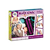 Arts & Crafts : My Trendz Knit Chic Endless Trends Knitting Kit - Create Your Own Fashion Trends!